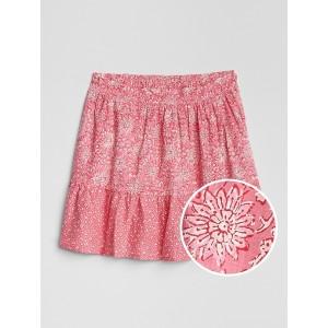 Kids Print Flippy Skirt