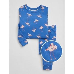 babyGap Print PJ Set