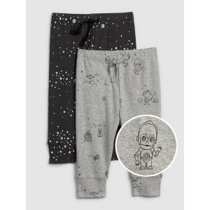 babyGap | Star Wars™ Pull-On Pants (2-Pack)