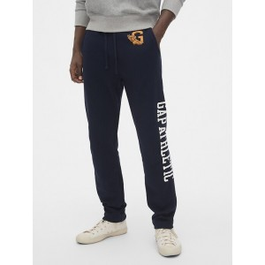 Gap Athletic Taper Logo Slim Sweatpants