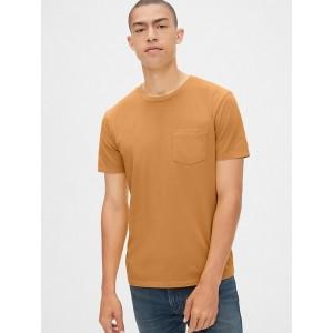 Gap 50th Anniversary Vintage Wash Pocket T-Shirt
