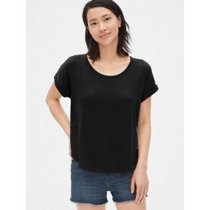 Softspun Roll Sleeve T-Shirt