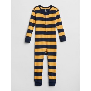 Baby Rugby Stripe One-Piece