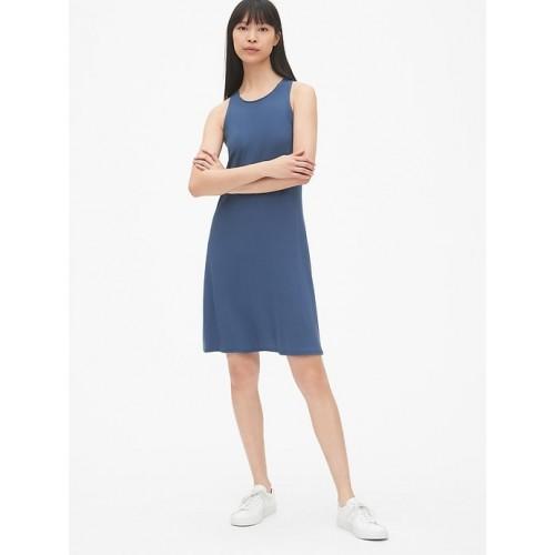 갭 Twist-Back Tank Dress