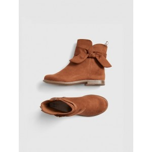 Kids Bow Boots