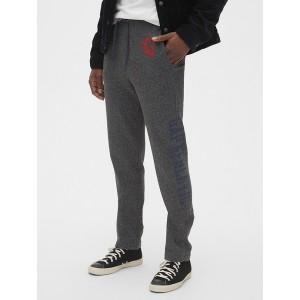Gap Athletic Taper Logo Slim Sweatpants