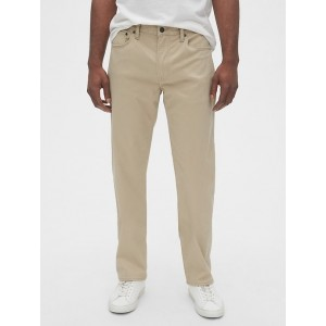 Soft Wear Straight Jeans with GapFlex