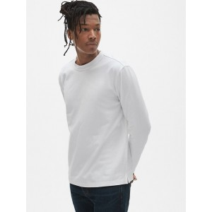 Heavyweight Long Sleeve Crewneck T-Shirt