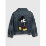 babyGap   Disney Mickey Mouse Icon Denim Jacket