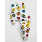 babyGap Sesame Street PJ Set