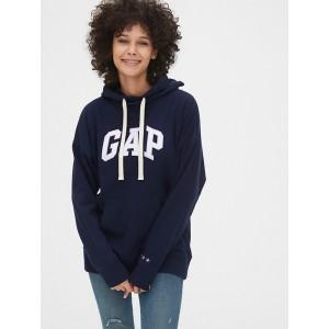Vintage Soft Gap Logo Tunic Hoodie