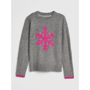 Kids Snowflake Sweater