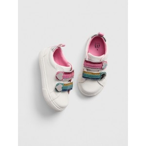 Toddler Glitter Rainbow Sneakers
