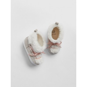 Baby Faux-Fur Boots