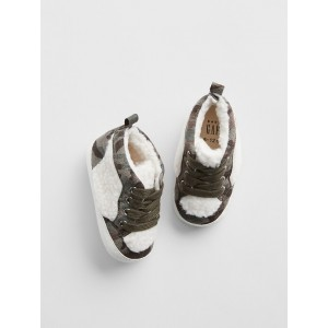 Baby Sherpa Hi-Top Sneakers