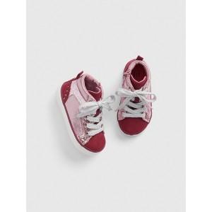 Toddler Hi-Top Sneakers