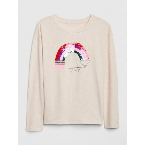 Kids Interactive Graphic T-Shirt