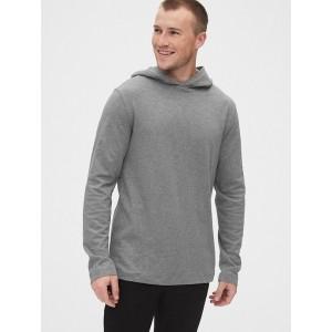 Heavyweight Slub Hoodie T-Shirt