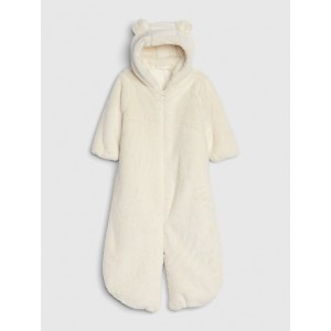 Baby Brannan Faux-Fur Bundler