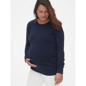 Maternity Vintage Soft Crewneck Sweatshirt