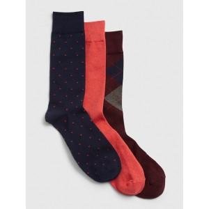 Crew Socks (3-Pack)