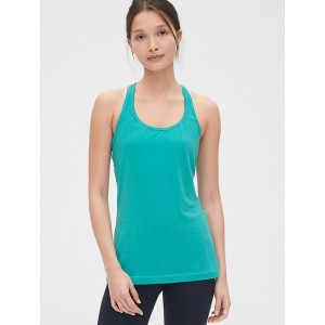 GapFit Breathe Racerback Tank Top