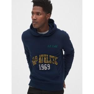 Gap Athletic Logo Pullover Hoodie