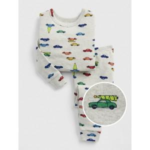 babyGap Car PJ Set