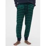 Flannel Pajama Joggers