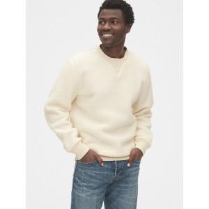 Teddy Fleece Crewneck Sweatshirt