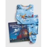 babyGap Books to Bed Steam Train Dream Train PJ Set