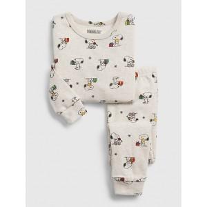babyGap Snoopy Holiday PJ Set