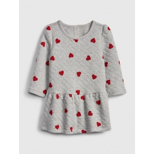 Baby Quilted Heart Dress