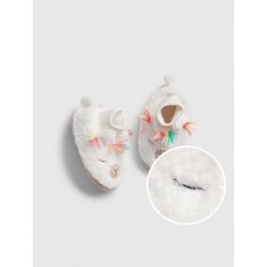 Toddler Llama Slippers