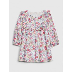 Baby Floral Ruffle Dress
