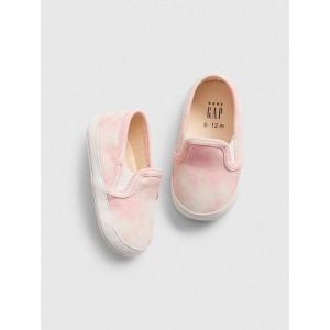 Baby Tie-Dye Slip-On Sneakers