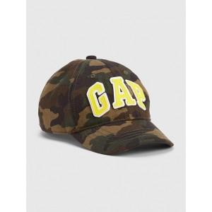 Kids Gap Logo Camo Baseball Hat