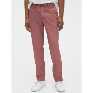 Vintage Khakis in Slim Fit with GapFlex