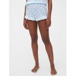 Dreamwell Ruffle Print Shorts
