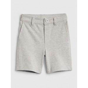 Toddler Pique Knit Shorts