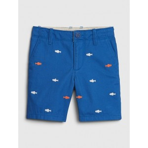 Toddler Print Shorts