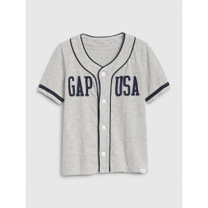 Toddler Baseball Jersey T-Shirt