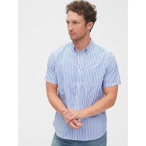 Performance Short Sleeve Poplin Shirt