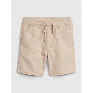 Toddler Poplin Pull-On Shorts