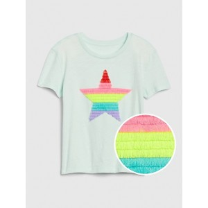 Kids Interactive Short Sleeve T-Shirt