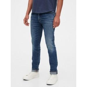 Premium Skinny Jeans with GapFlex
