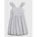 Toddler Flutter Farm Striped Dress