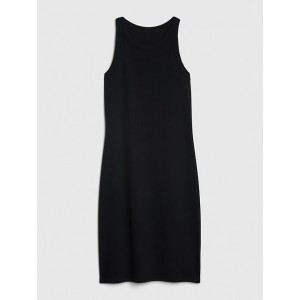 Sleeveless Halterneck Dress