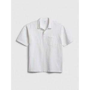 Easy Pocket Short Sleeve Polo Shirt