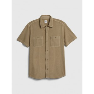 Utility Short Sleeve Shirt